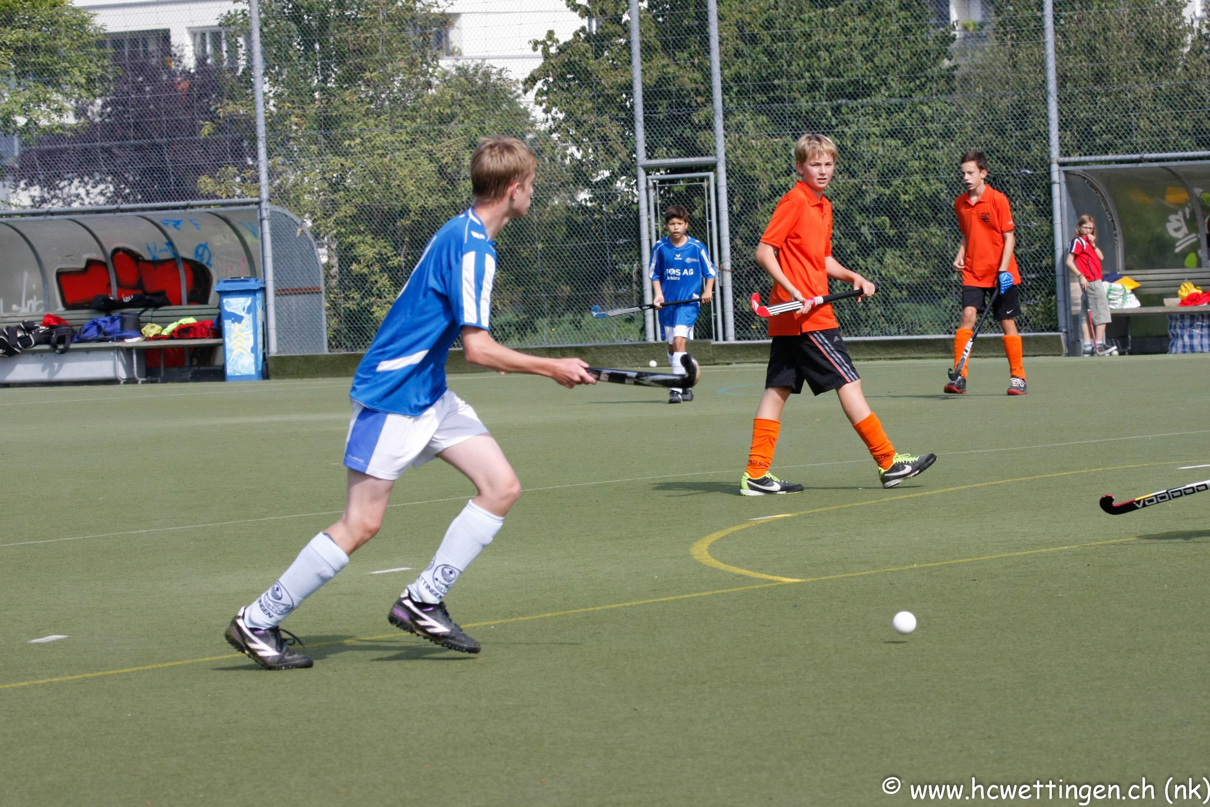Junioren Saison 2013/14