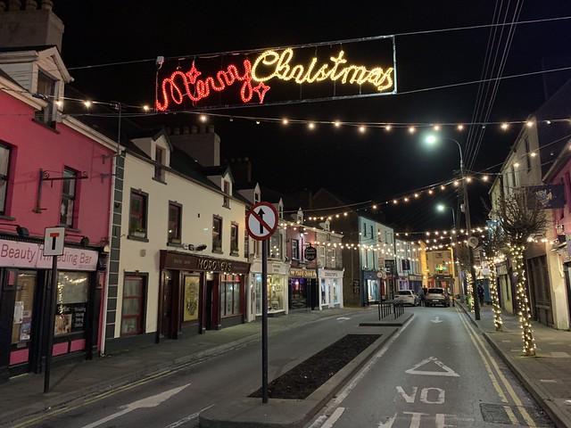 Christmas 2019 - Market Street Lower, Ennis.