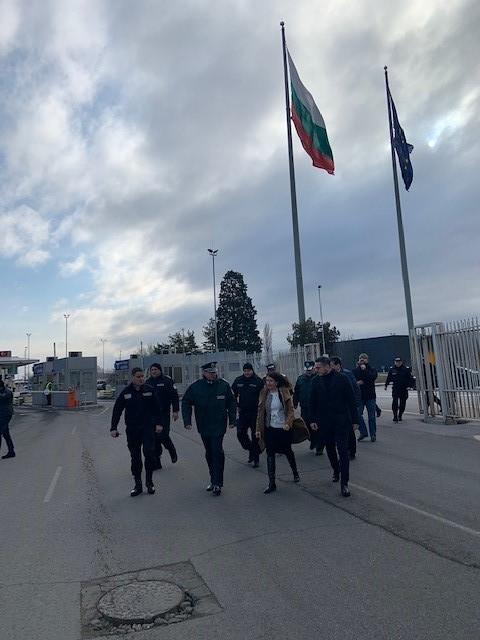 U.S. Ambassador Mustafa Visits Bulgaria's Southern Border