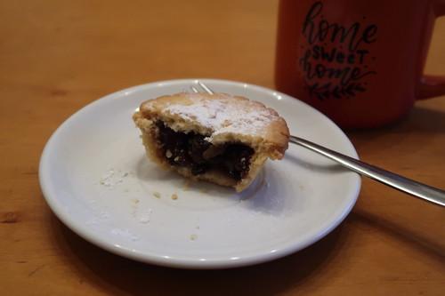 Luxury Mince Pie (halbiert)