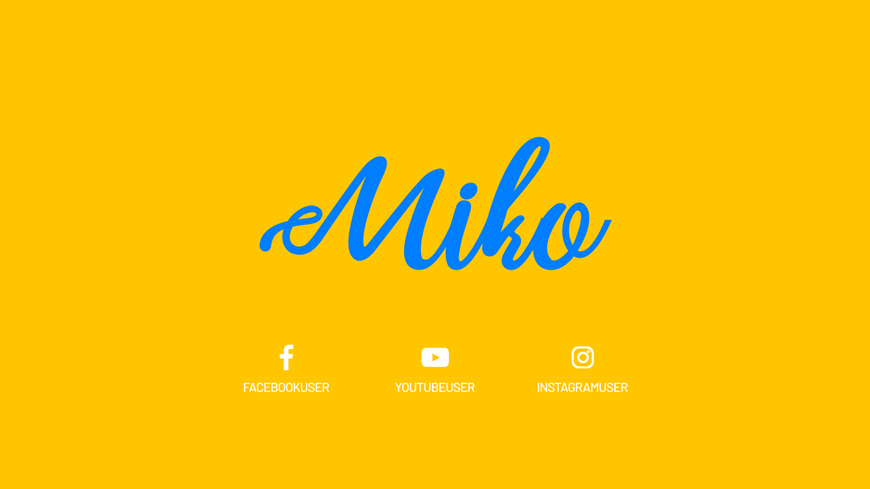 Mosaic Photo Wall Vlog Logo Reveal - 8