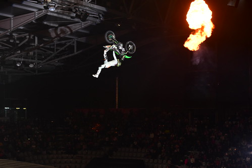 Davide Rossi, FMX, Freestyle Zombies, Lleida 2019