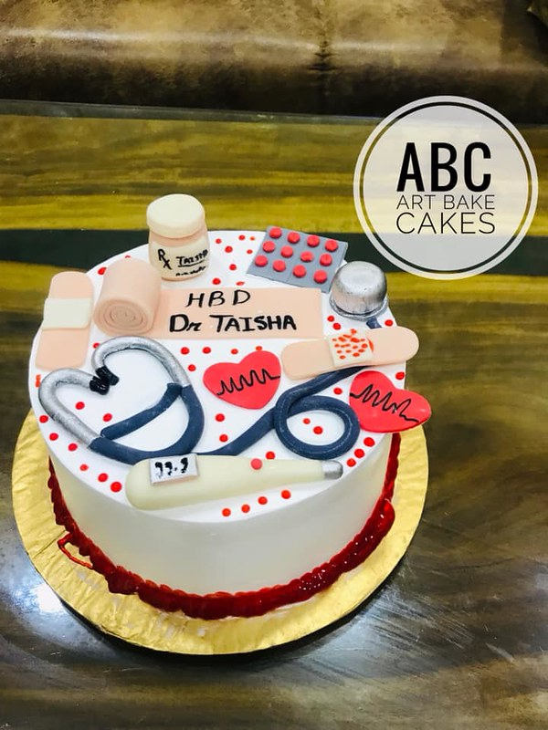 Cake by ABC Art Bake Cakes