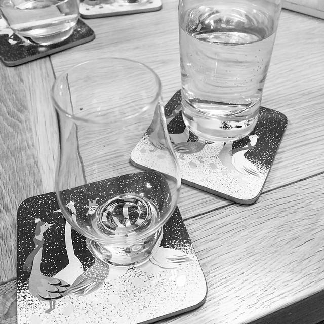 Finished my whisky