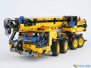 Review: 42108 Mobile Crane