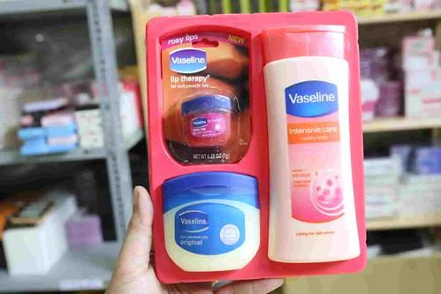 Top 2 sản phẩm nổi bật của Vaseline