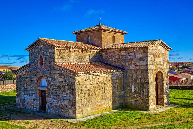 San Pedro de la Nave-4 - Version 2