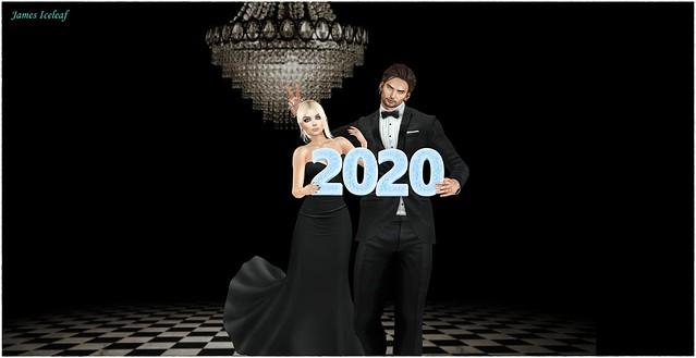 James & Poodie - New Year 2020
