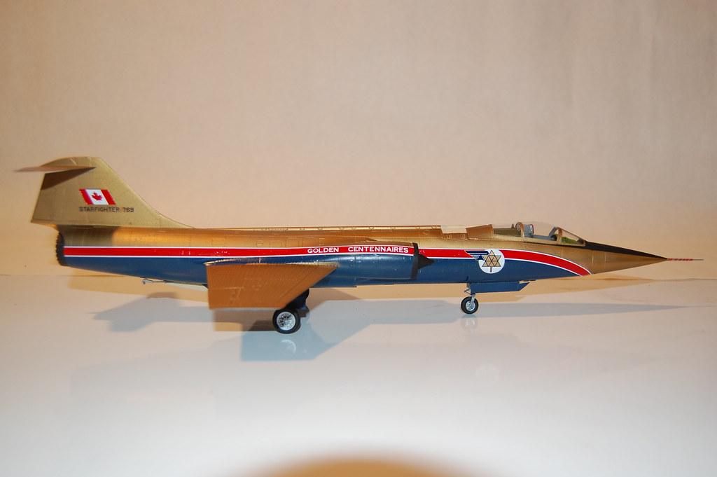 CF-104 Golden Centennaire