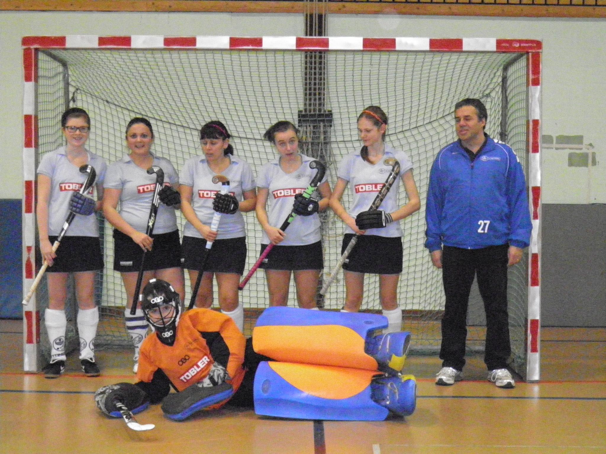 Damen Saison 2014/15