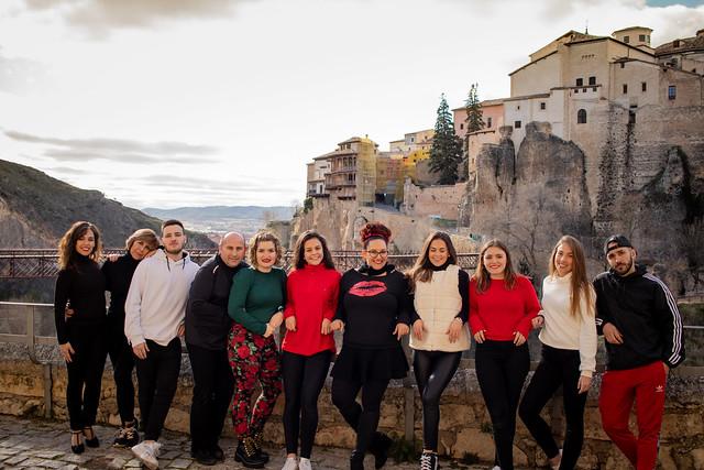 Profesores Navidad 2019
