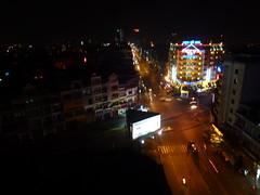 Toul Tapeung, Phnom Penh, Phnum Penh, le  marché central