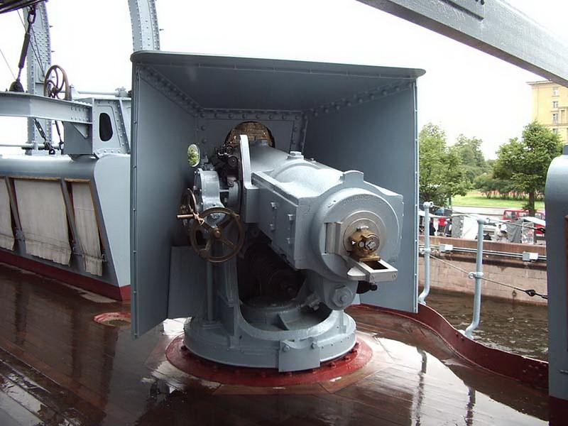 Cruiser Avrora 2
