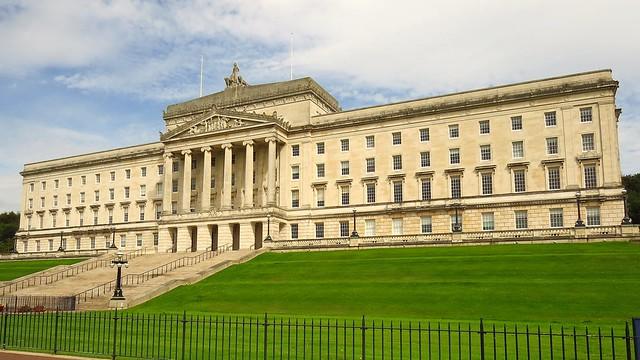 Belfast: Northern Ireland Parliament Building