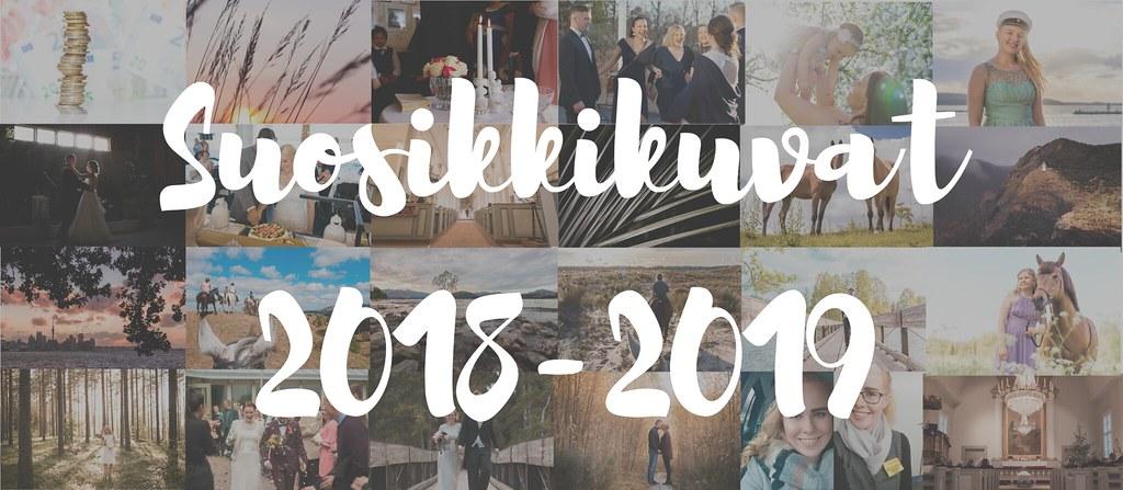Suosikkikuvat 2018-2019