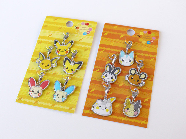 《精靈寶可夢》Pokémon Center 2020 年首發新商品「HOPPE DAISHŪGO」迎接鼠年,電氣鼠寶可夢大集合!