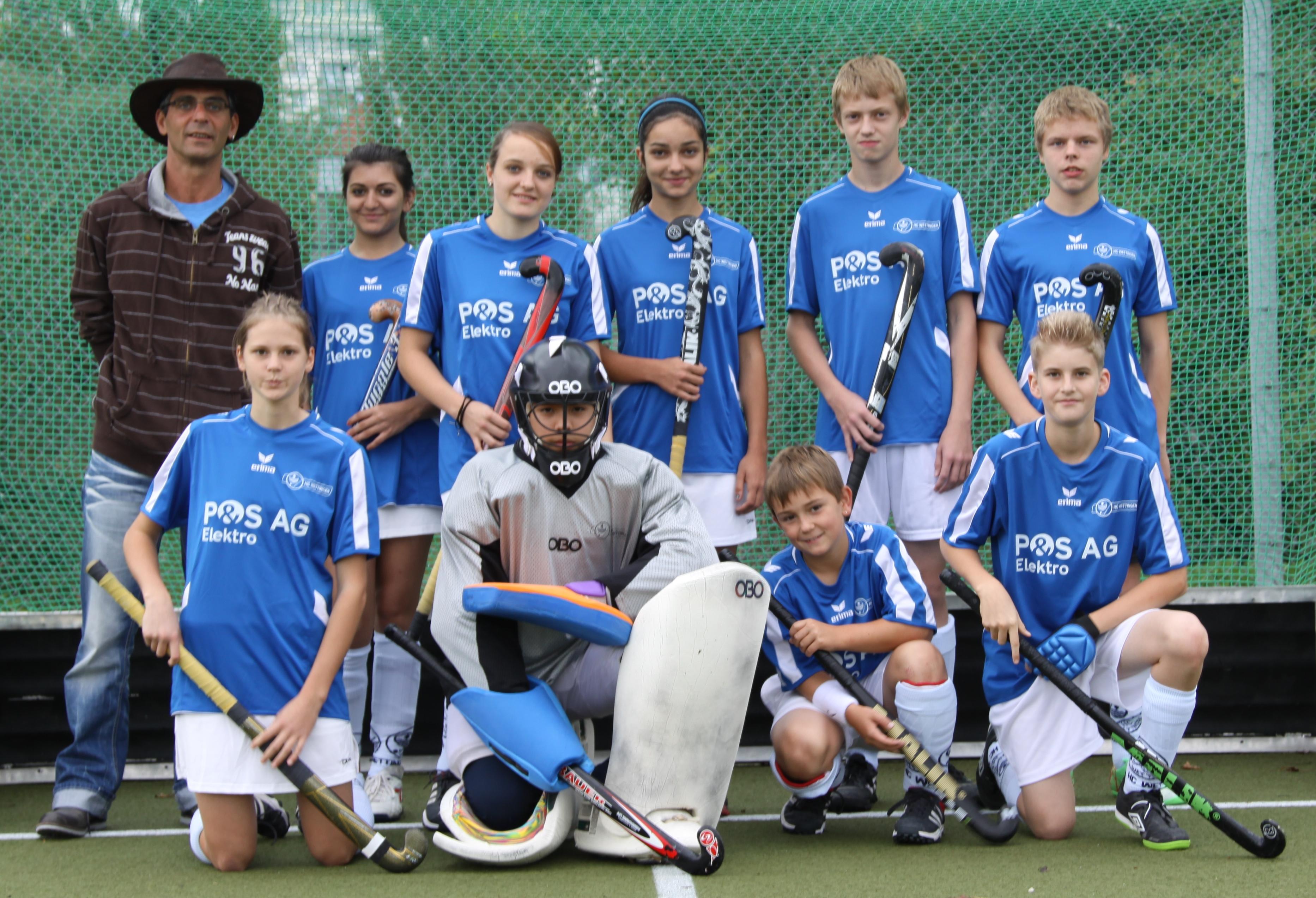 Junioren Saison 2012/13