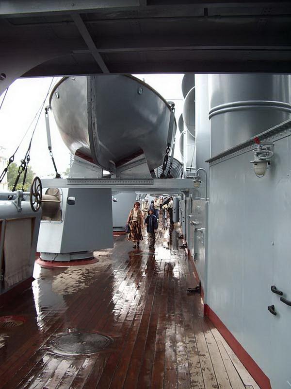Cruiser Avrora 6
