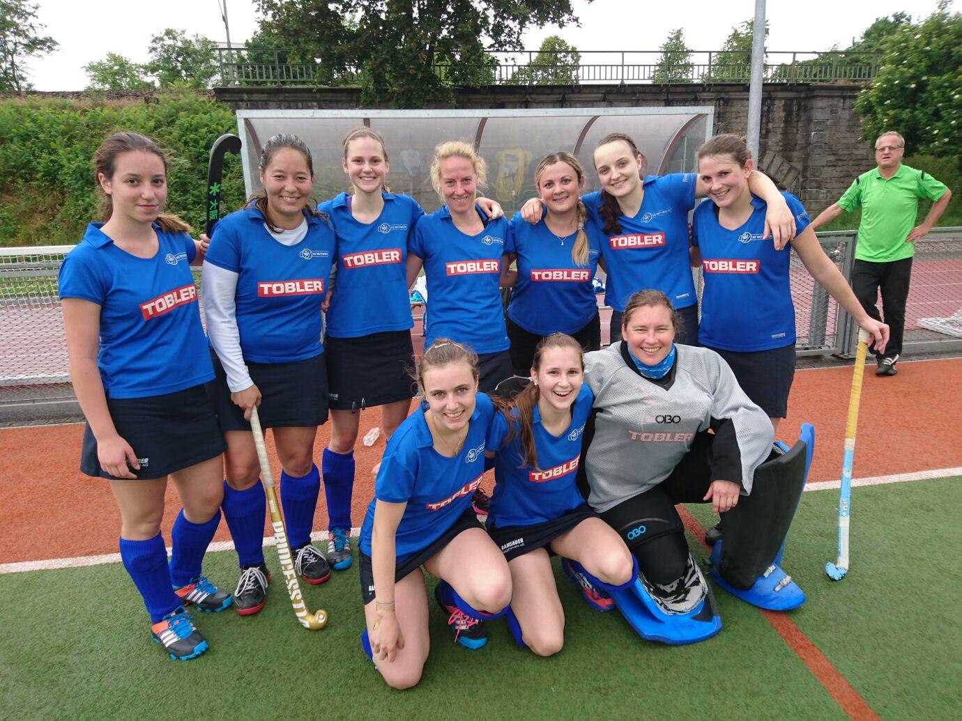 Damen Saison 2015/16