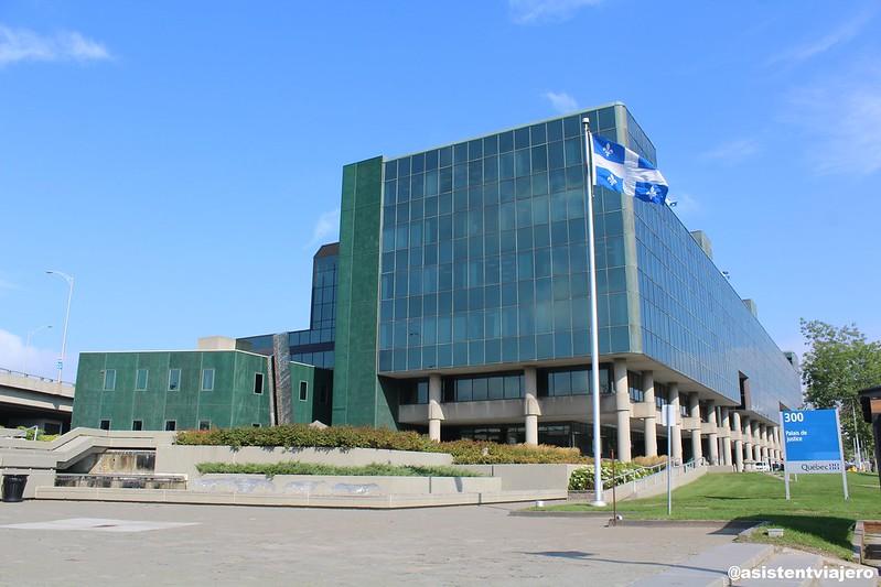 Quebec Palais de Justice