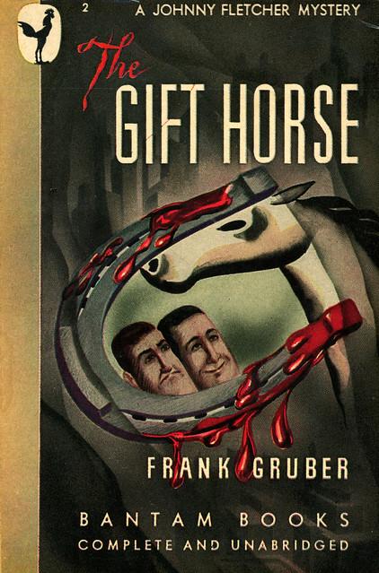 Bantam Books 2 - Frank Gruber - The Gift Horse
