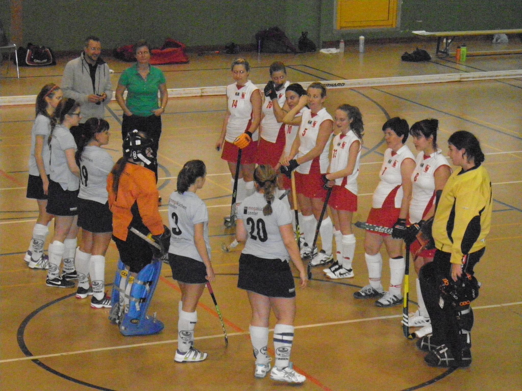 Damen Saison 2013/14
