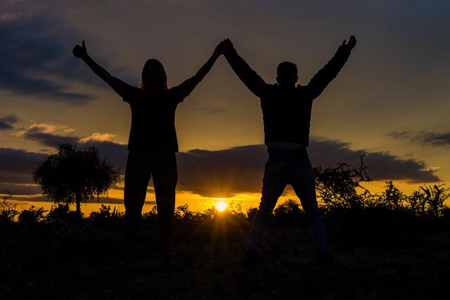 Turmi - Last Sun Set