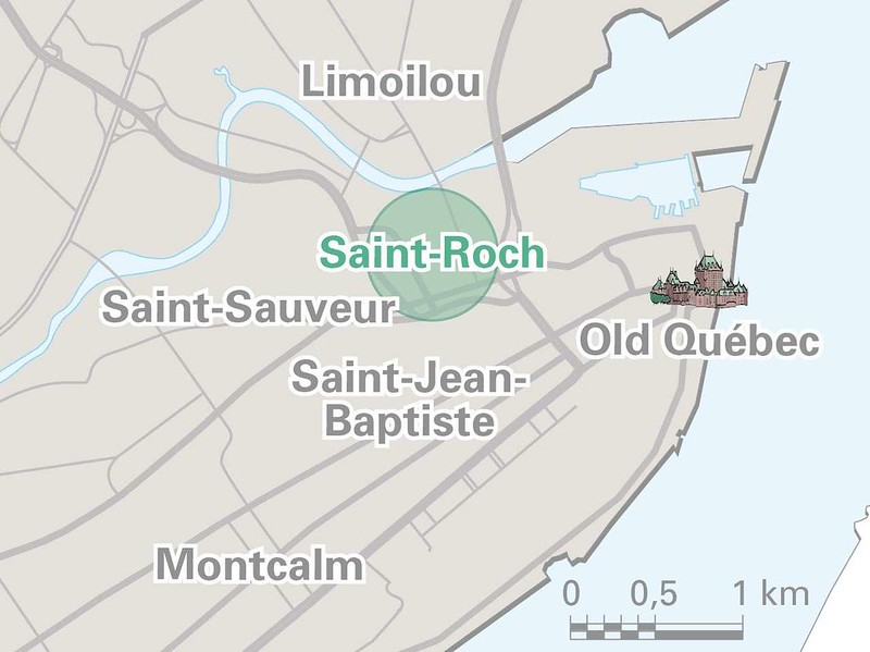 MAP Saint-Roch