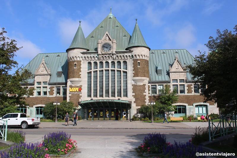 Quebec Gare du Palais 1
