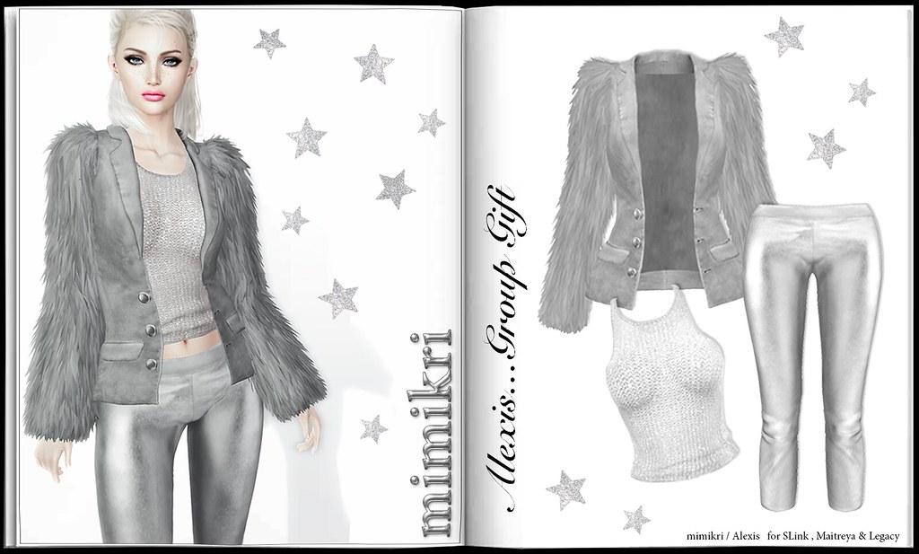 """mimikri…"""" Alexis silver """"  Group Gift"""