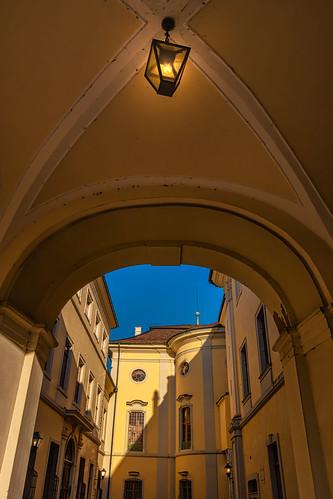 Back Courtyard