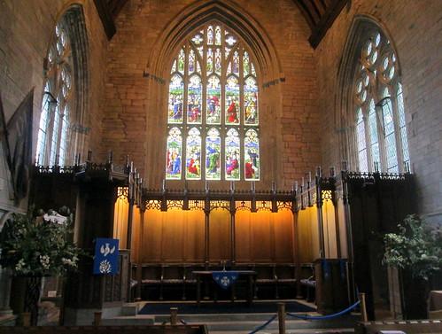 Dunkeld Cathedral Interior