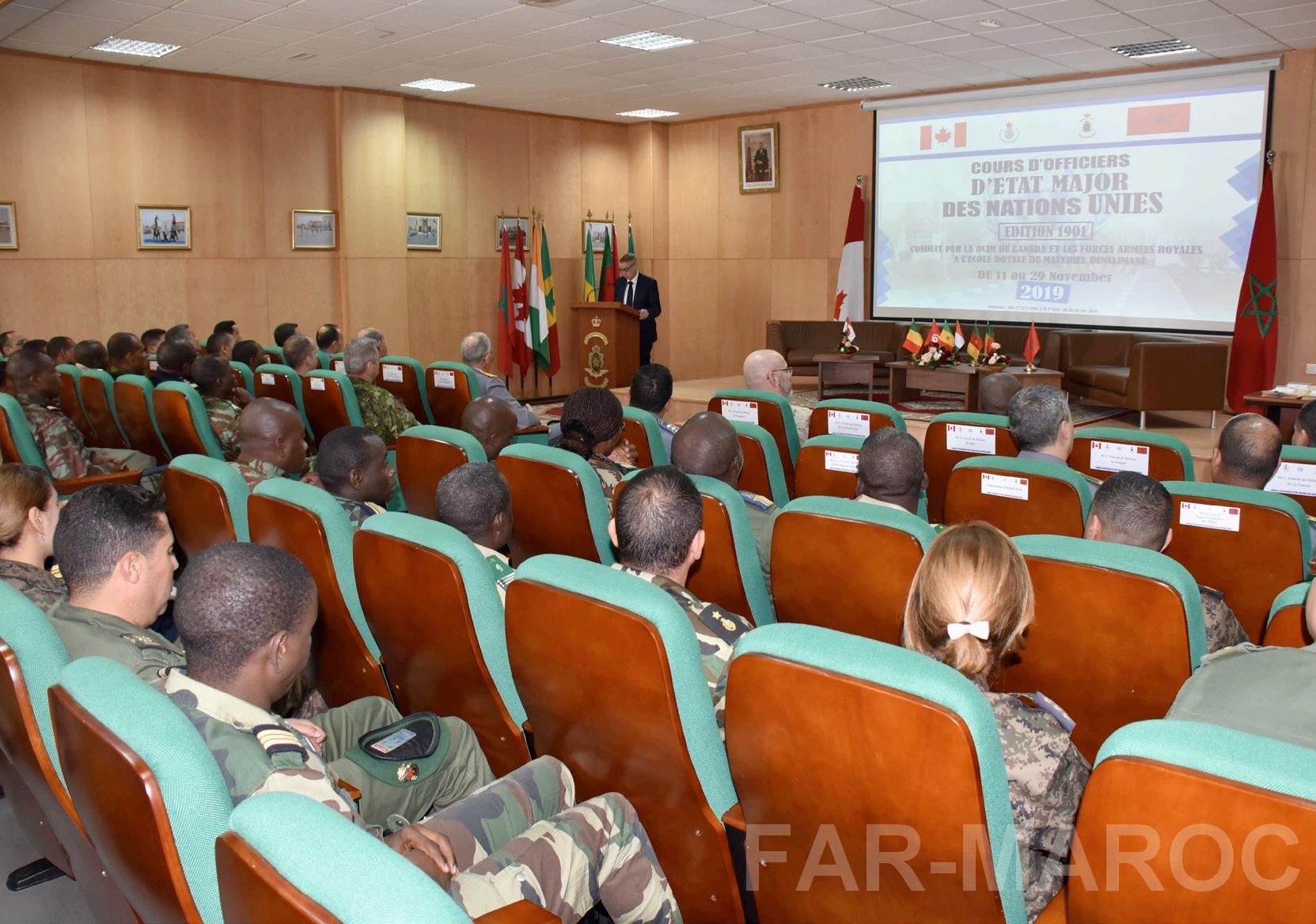 La Formation au Sein des Forces Armées Royales du Maroc 49300389677_f72f0b81a8_o