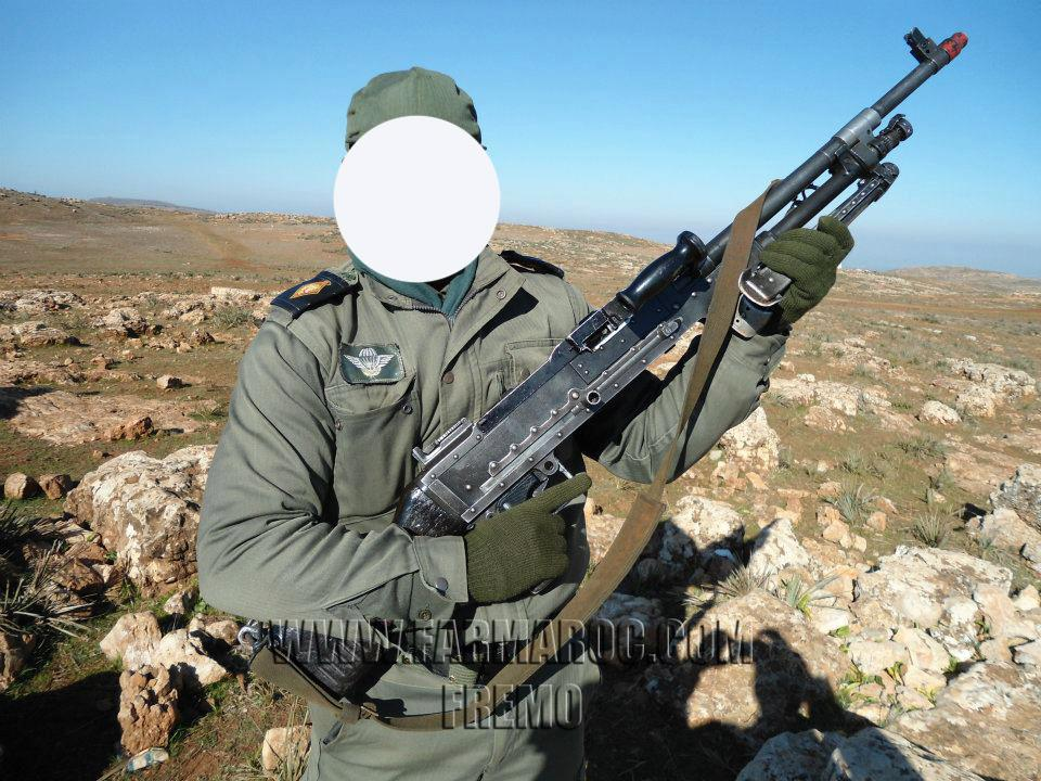 Armes d'Infanterie chez les FAR / Moroccan Small Arms Inventory - Page 8 49300488938_318a841963_o