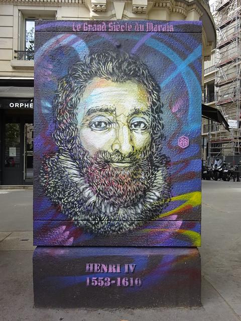 C215 : Henri IV (août 2019)