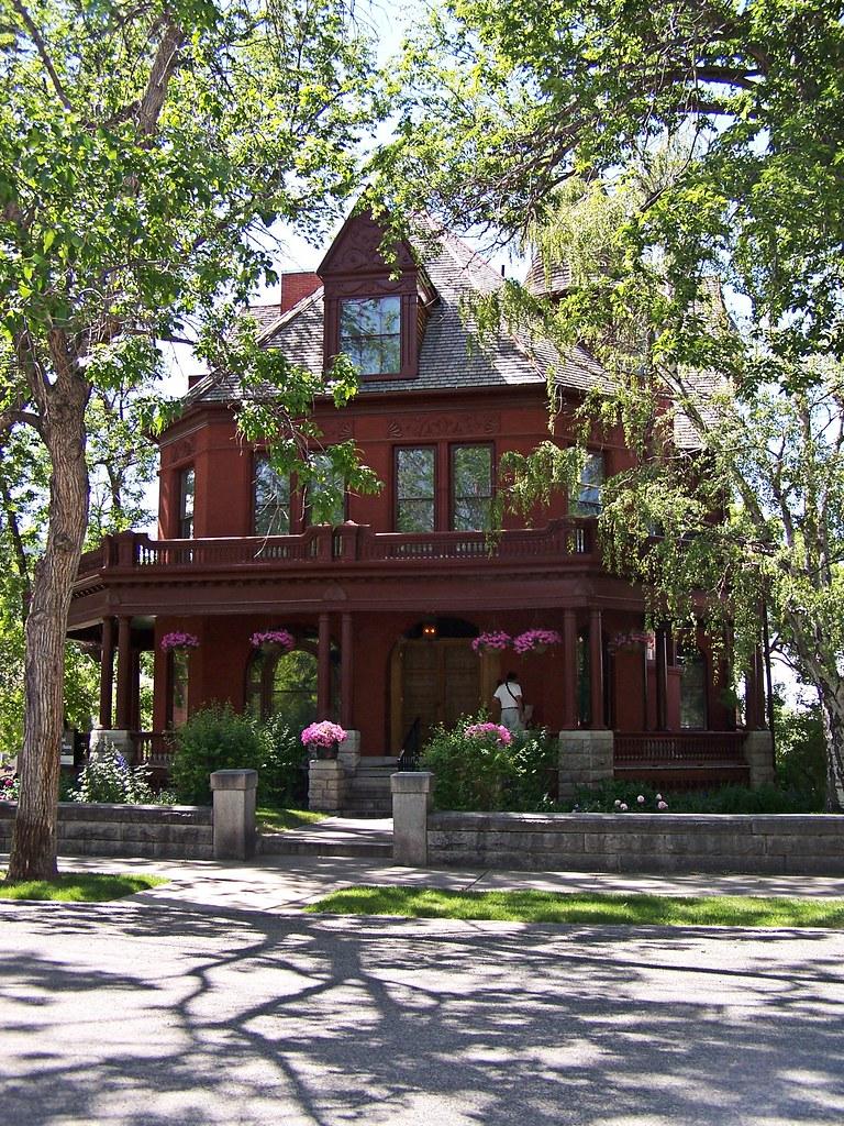 St Helena Montana -   Former Montana Executive Mansion - Governors Mansion