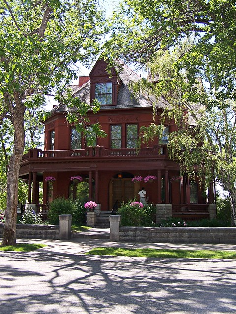 St Helena Montana -   Former Montana Executive Mansion - Governors Mansion