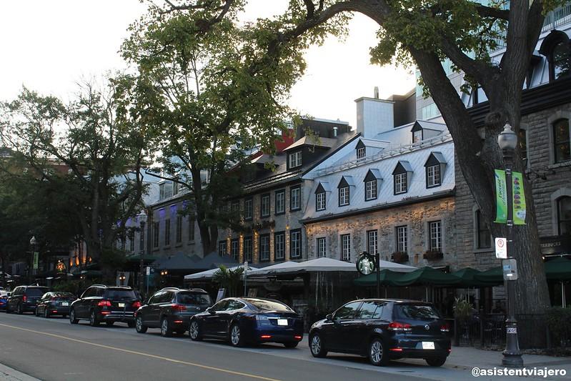 Quebec Grande Allée 2