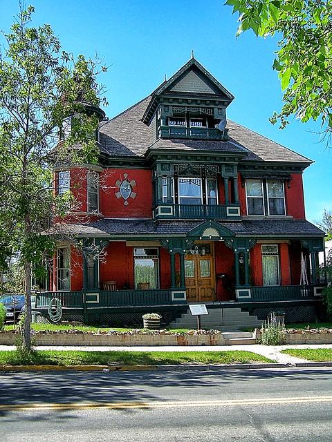 St Helena  -  Morris Silverman House - 412 N Rodney Street - Historic Mansion