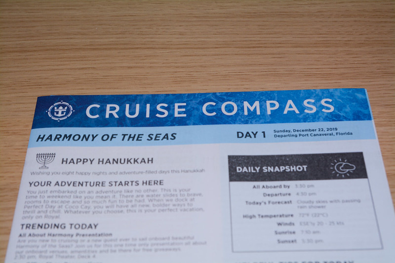 Cruise Compass