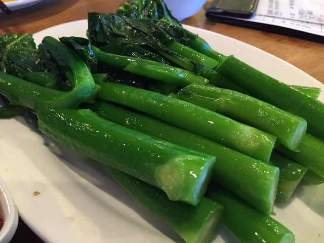 Chinese Broccoli w/ Oyster Sauce