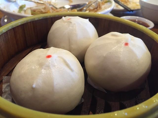 Salt Egg Yolk Lava Buns