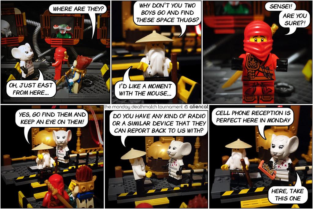 The Monday Deathmatch Tournament - Page 102