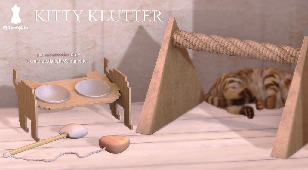 Mannequin – Kitty Klutter