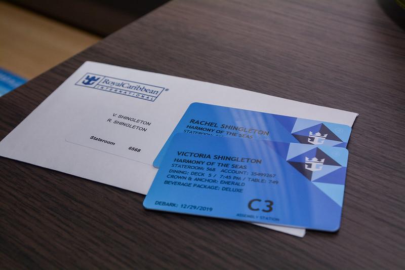 Sea Pass Cards