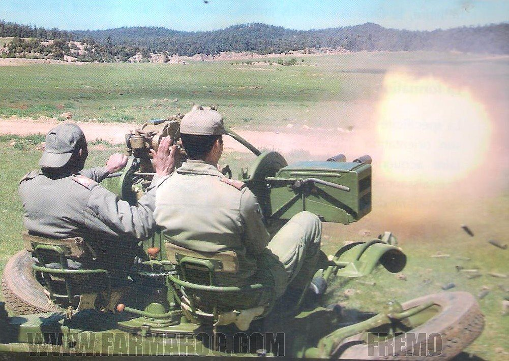 Armes d'Infanterie chez les FAR / Moroccan Small Arms Inventory - Page 8 49300961226_cc655bea73_b