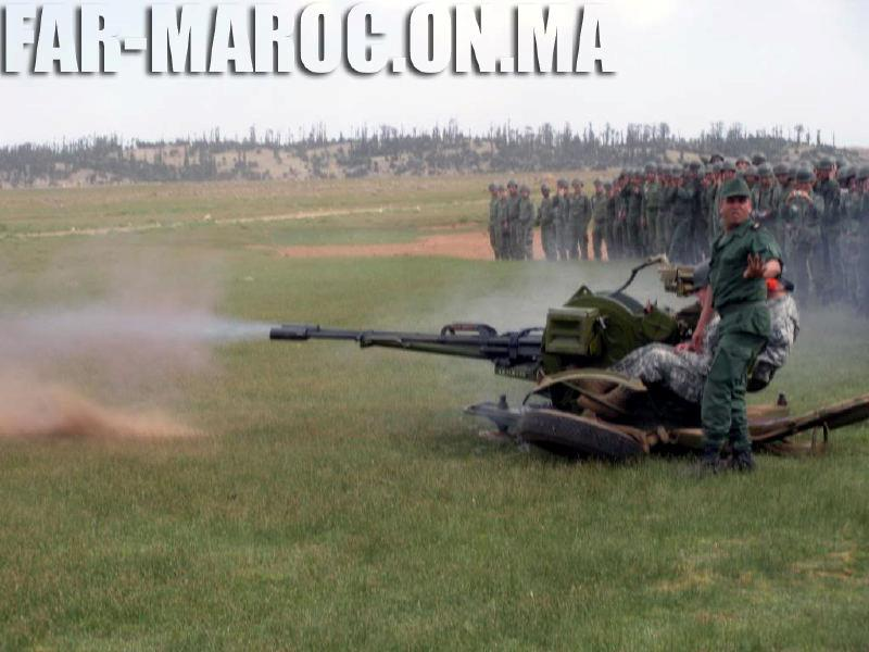 Armes d'Infanterie chez les FAR / Moroccan Small Arms Inventory - Page 8 49300963581_e09cc04540_o