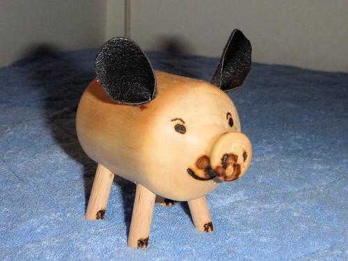 kleines schweinderl