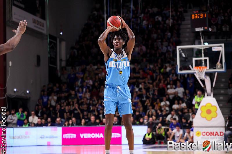 Nicola Akele, Vanoli Basket Cremona