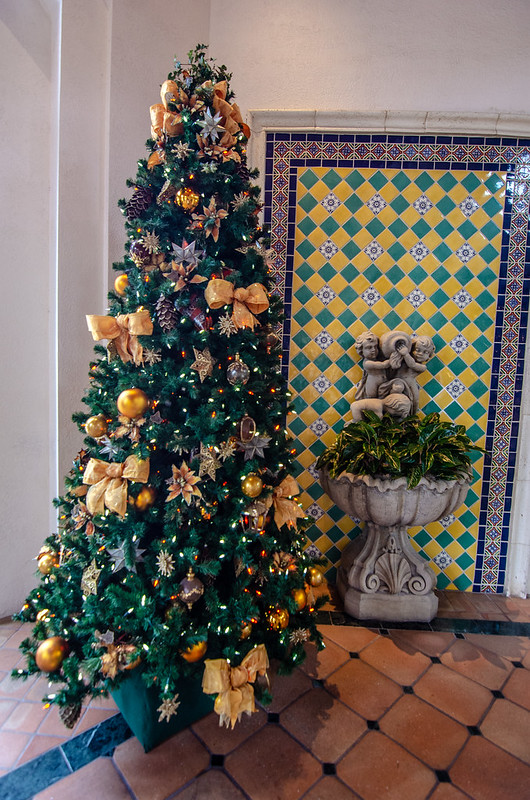 Coronado Christmas tree